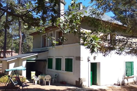 AVILA: CHALET CON AMPLIA PARCELA  - Las Navas del Marqués - Almhütte
