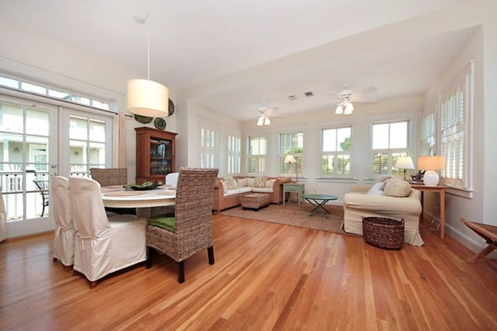 Open and Inviting Reverse Floor Plan with Lots of Natural Sunlight