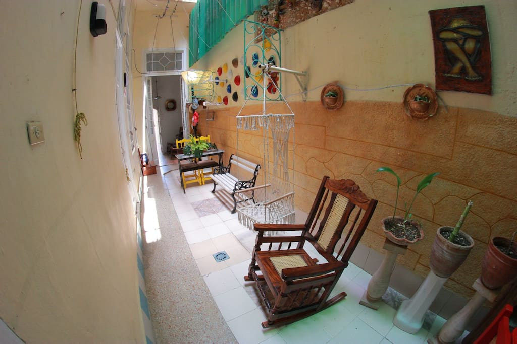 Terraza Casa Ely