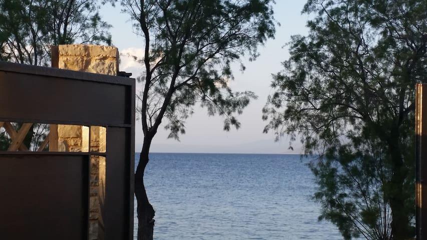 Beachfront Villa - Anatoliki Attiki - Feriehjem