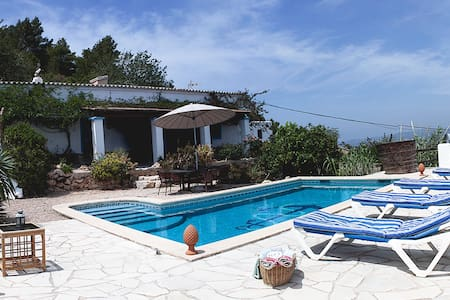 IBIZA LOVELY COUNTRY VILLA wPOOL - ibiza - บ้าน