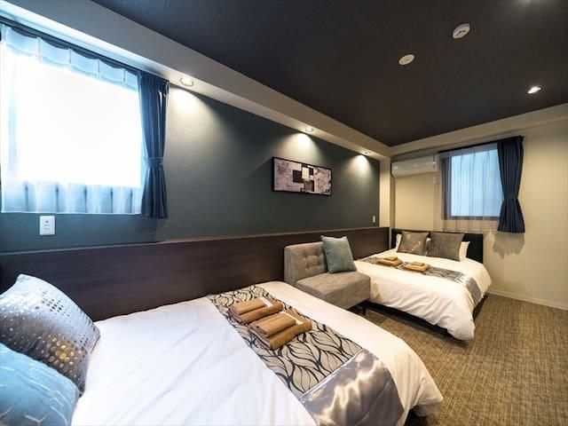 Private room Near Asakusa/Ueno/Akihabara! #101