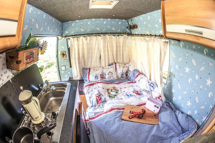 stamner park , brighton - Brighton - Husbil/husvagn