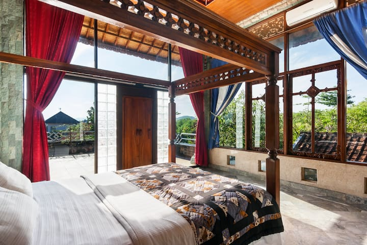 Deluxe Double Room at Puri Uluwatu Villas
