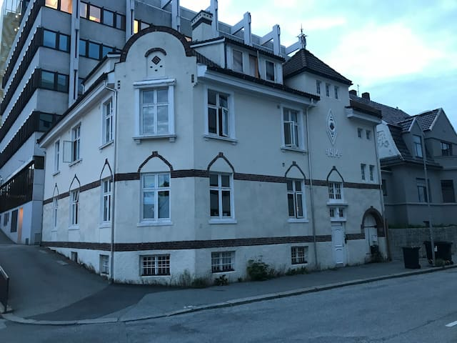 2 Beds in shared apartment in the city centre(R#1)