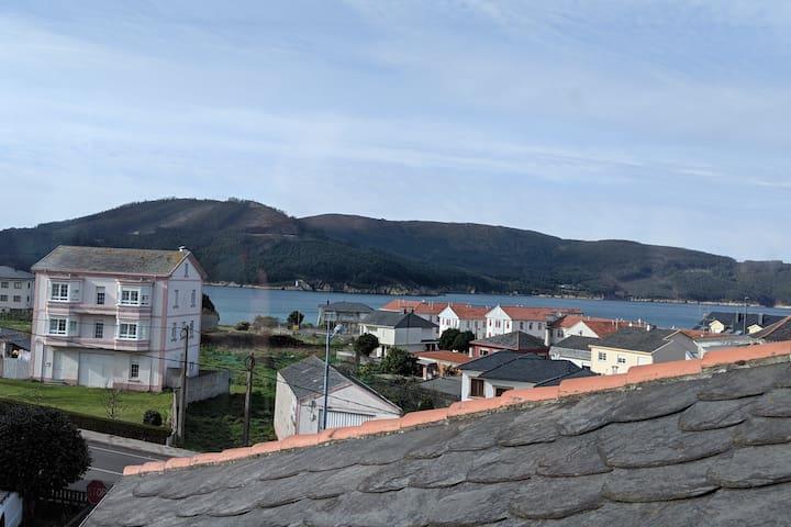 Piso en O Vicedo con vistas al mar