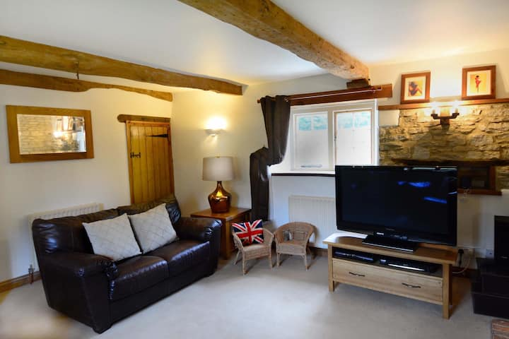 3 bed cottage in the heart of the Cotswolds