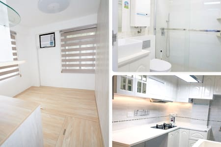 HK Apartment with 4 Private BRs for 8 ppl max