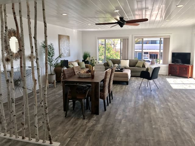 Beautiful ocean view remodeled home - Dana Point - Departamento