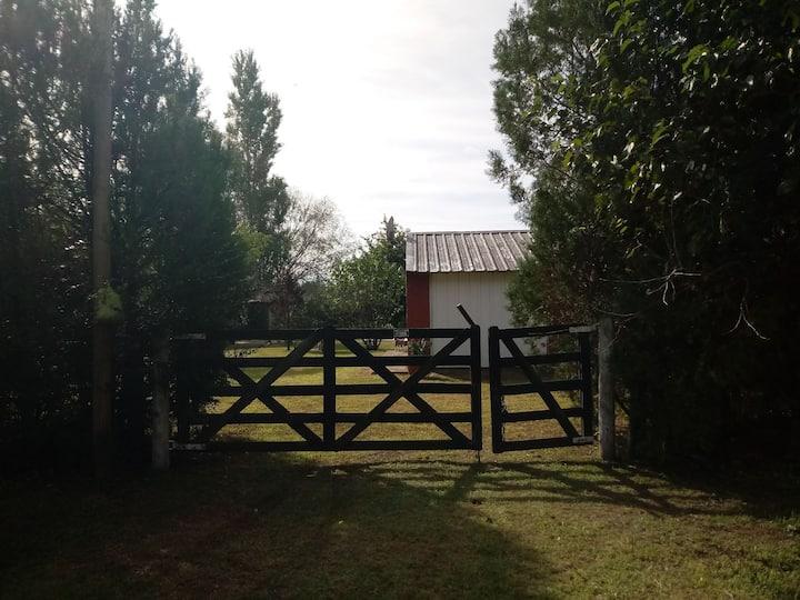 Casa de campo en pueblo rural! Muy comoda y amplia
