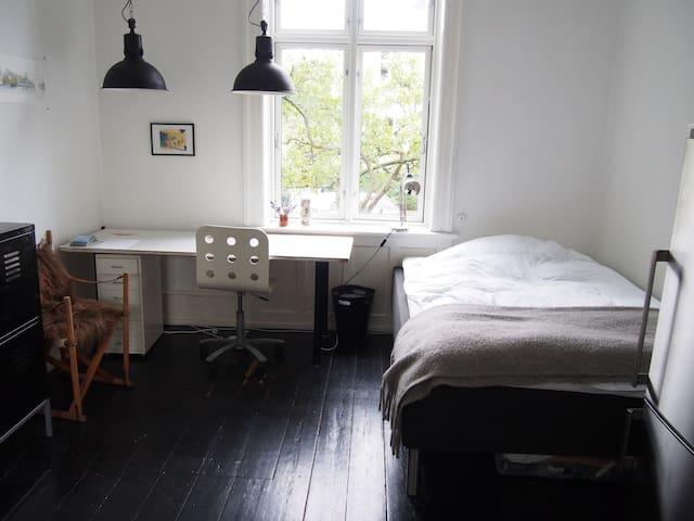 Copenhagen, Frederiksberg near M