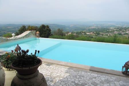 Il Panorama - Calvi Dell'umbria - Apartemen