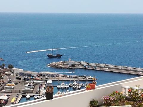 Casa di Tommy🌵...amb vistes a l'oceà increïbles
