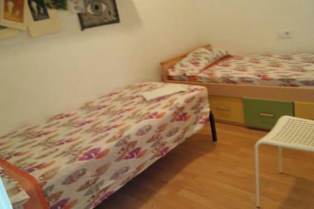 habitación doble, banyo y cocina - Alaior