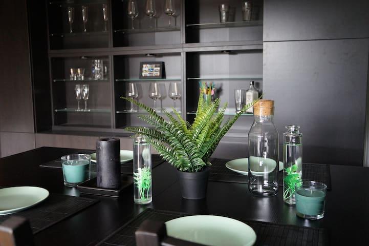 Modern appartment - nearby Colgone, Dusseldorf