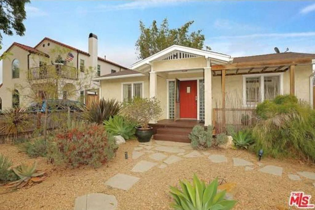 Charming craftsman house near venice beach houses for for House for rent near los angeles