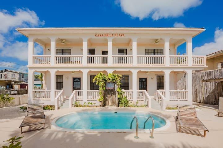 Casa En La Playa. Villa 2