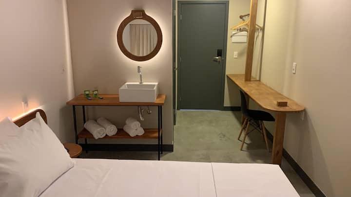 9006 Suites, requinte conforto e vista para o mar