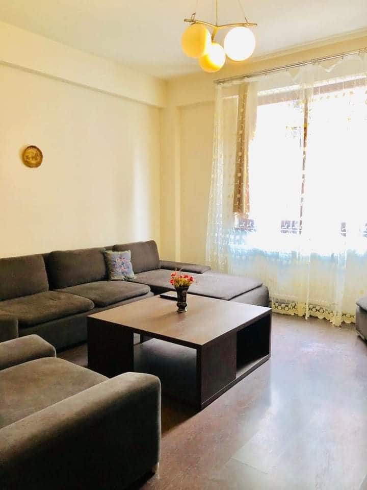 One-bedroom apartment in Tbilisi's business centre
