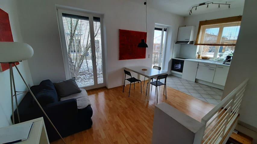 möblierte Wohnung in Olching