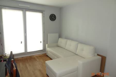 40m2 lumineux neuf et grand confort - Gennevilliers - アパート