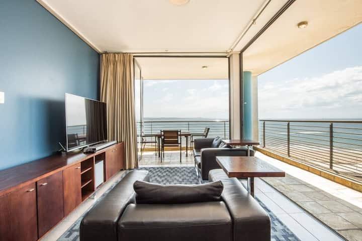 Premium Three bedroom Ocean view apartment