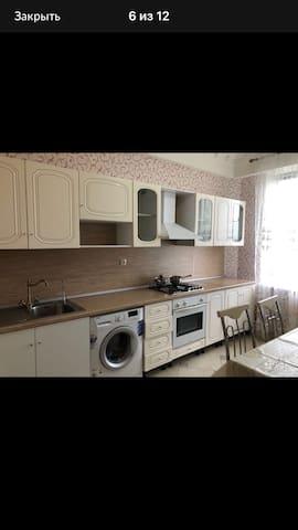 2-х комн. квартира со всеми удобствами