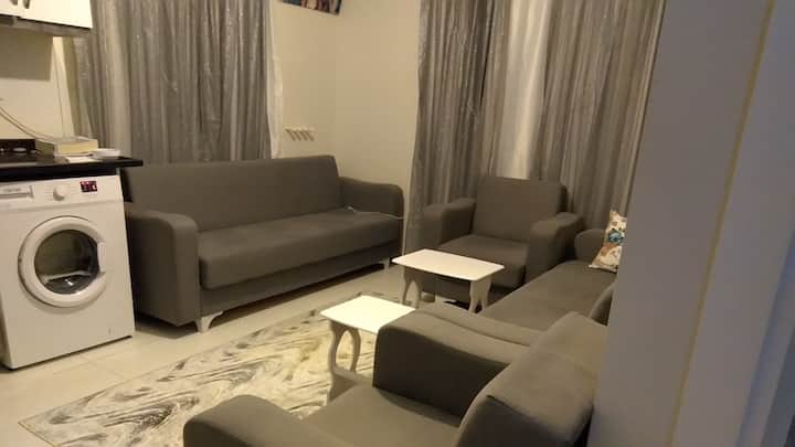 Antalya merkezde full eşyalı eviniz sadece 500 TL