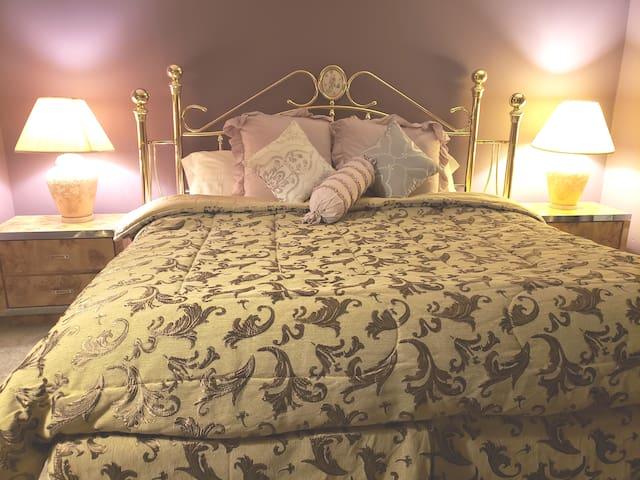 A Restful Retreat Room