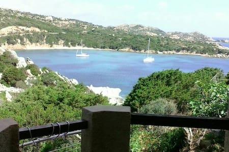 Vacanze a La Maddalena, Spalmatore