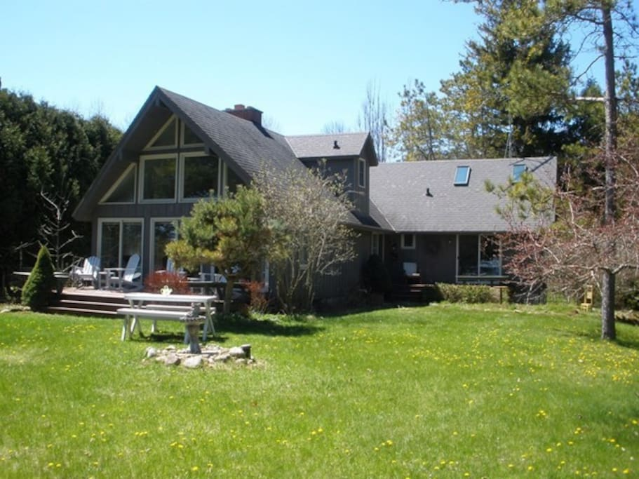The Clerestory On Lake Michigan Houses For Rent In