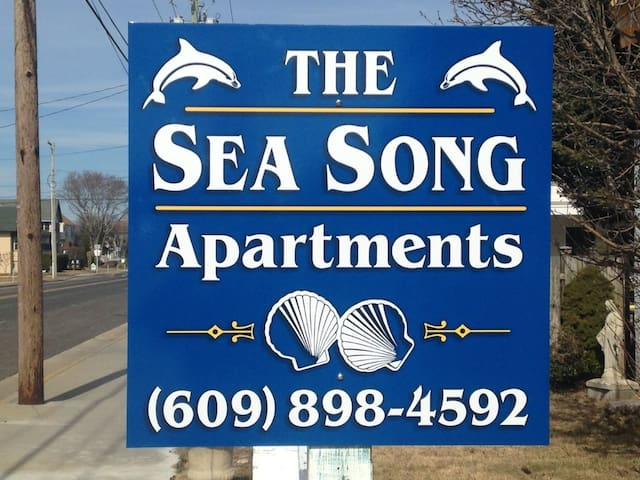 The Sea Song, 11 S Broadway, Cape May.