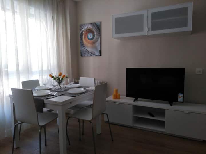 Apartamento en pleno centro de Oviedo VUT.795.AS