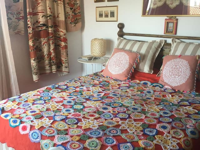 Casa Fernandina (surf&flowers forever) beige room