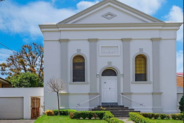 Central Church Conversion! Located in the CBD!