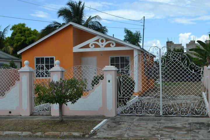 Tropical Breezes Jamaica B&B; - Spanish Town