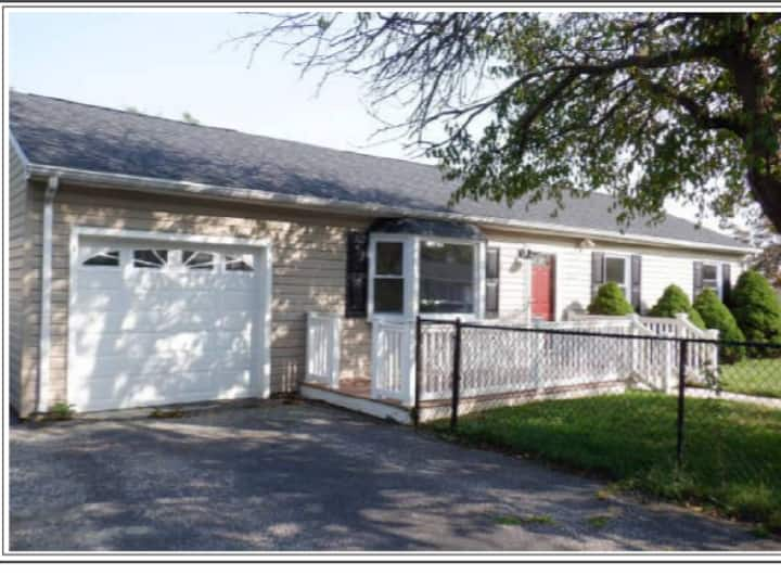 Spacious open concept ranch home!  Newly updated!