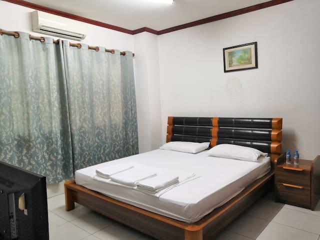 Baaris residency & apartments, double bedroom