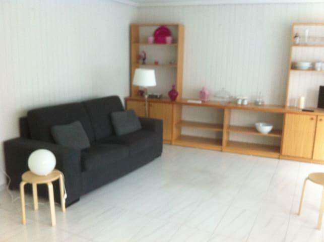 COQUETO ESTUDIO EN CANGAS 5 MIN PLAYA - Cangas - Apartamento