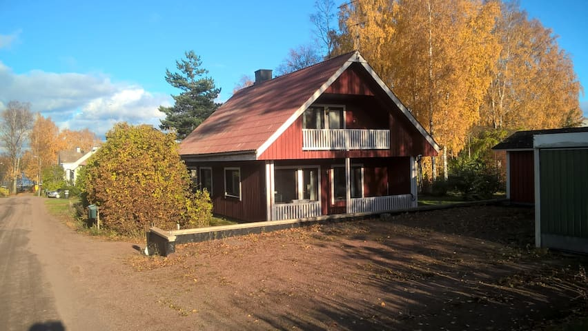 Omakotitalo / House, Kotka - Hamina