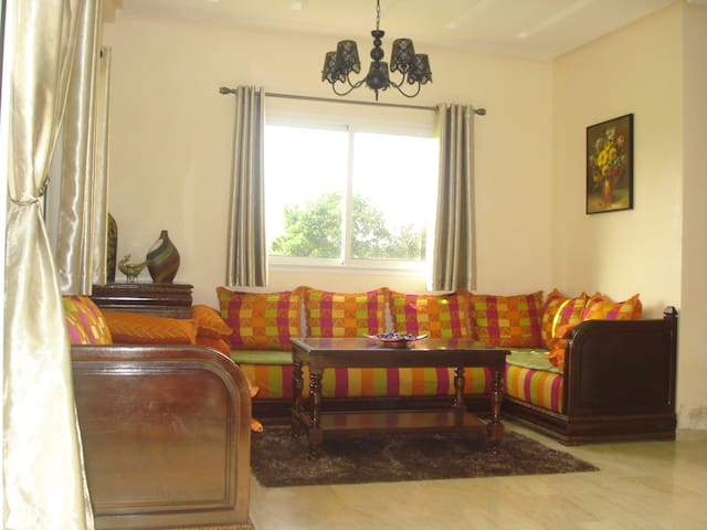 Appartement dans residence avec jardin et piscine - Settat Province - Kondominium