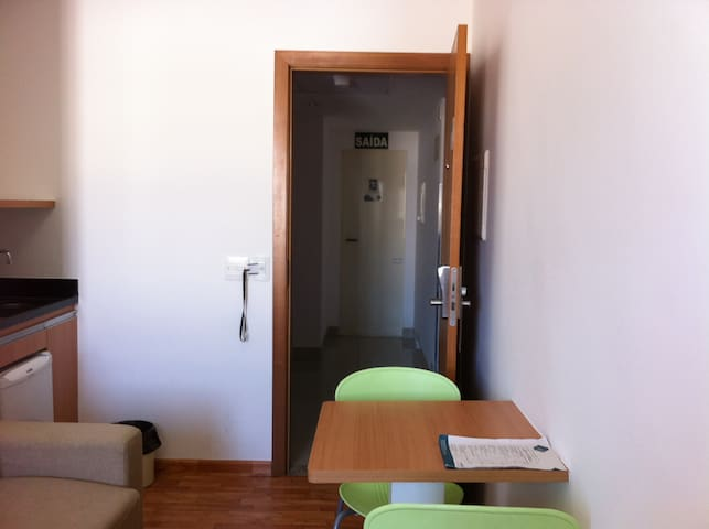 FLAT TODO MOBILIADO E MONTADO - Vespasiano - Apartment-Hotel