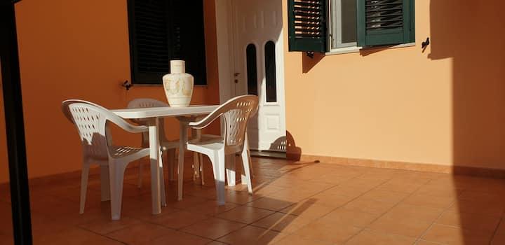 Appartamento con terrazza isola di sant'Antioco