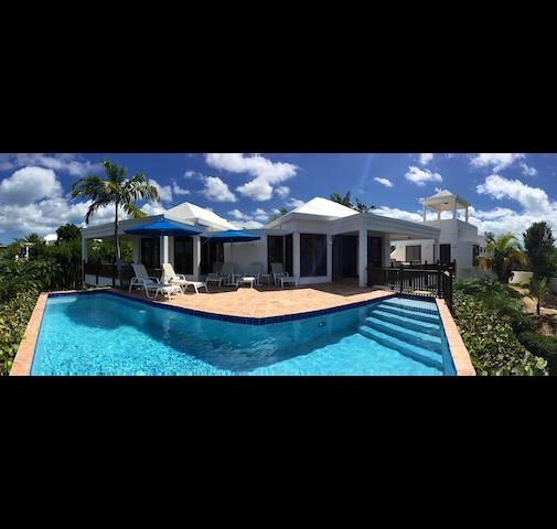 Twin Palms Villas at Mead's Bay - Both Villas