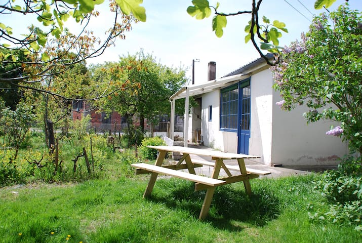 Maison dans ferme équestre proche de l'océan - Vendays-Montalivet - Casa