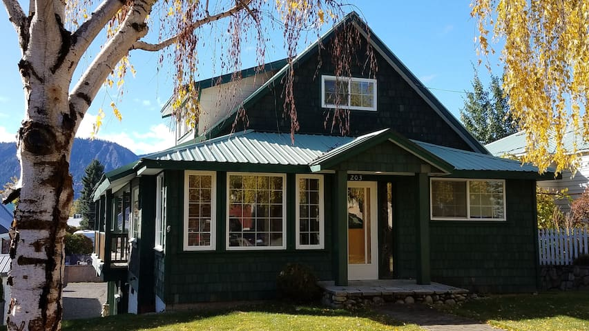 Cle Elum Bungalow - 4 seasons of Recreation!!