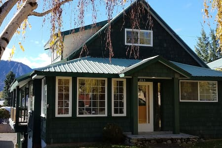 Cle Elum Bungalow -  Recreation!! Monthly Stays