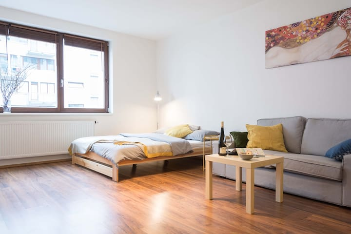 Stylish apartment in the city center with parking! - Praha - Huoneisto