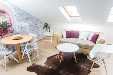 SLEEPOVER Apartment(with private parking place)