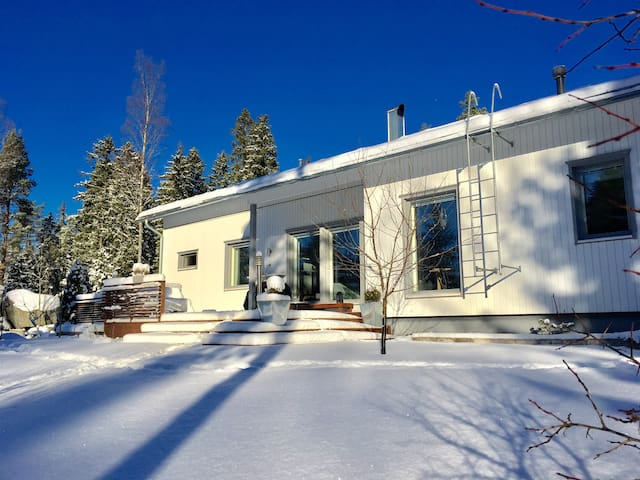 Nice and spacious house in Sundom, Vaasa